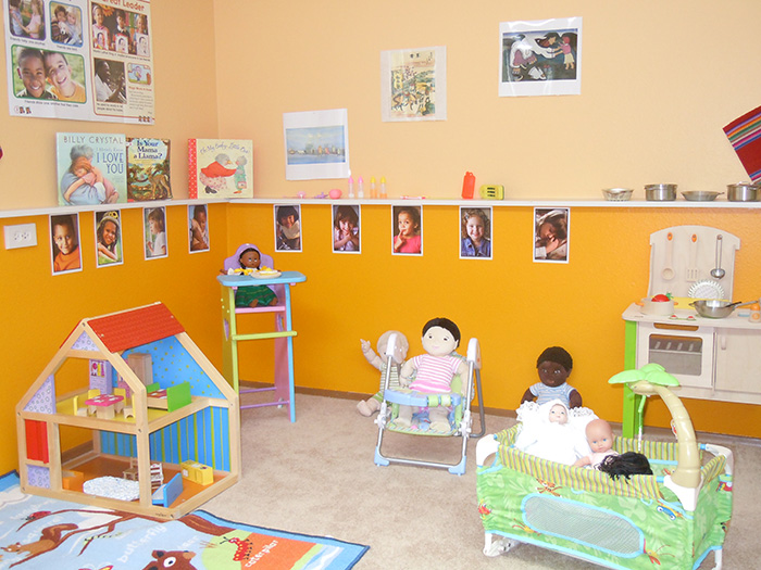 A welcoming space awaits your child
